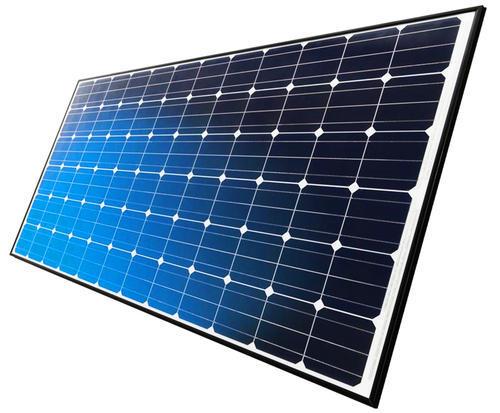 Solar power system longi panel